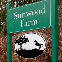 Graphic link to Sunwood Farm page.