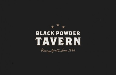 The Black Powder Tavern logo