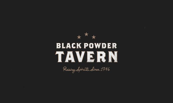 The Black Powder Tavern logo