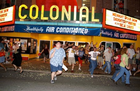 The Run Out - Colonial Theatre - Blobfest