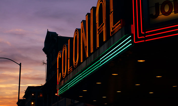 Council Waives Permit Fee for Colonial Theatre