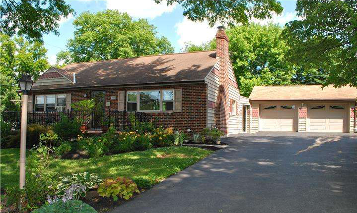 A beautiful home for sale in Phoenixville Pennsylvania