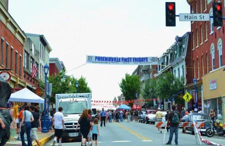 Phoenixville First Fridays