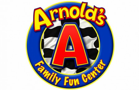 Arnold's logo a Family Fun Center