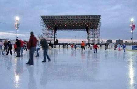 The Blue Cross RiverRink Winterfest Begins Friday