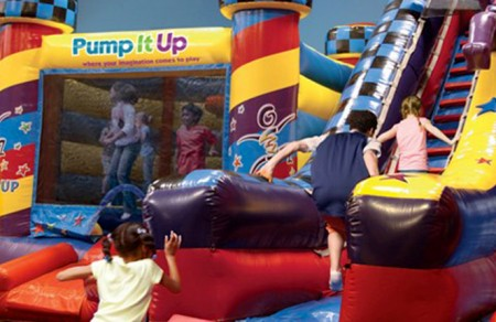 Your Kids Will Love Pump It Up