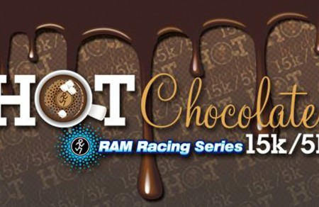 The Hot Chocolate 15k Run is Coming Up!