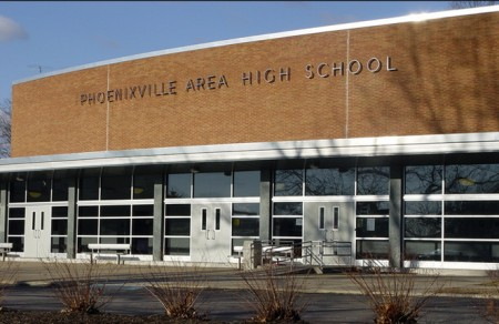 Phoenixville Area High School Ranks Well