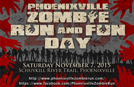 Zombie Run & Fun Day is Saturday