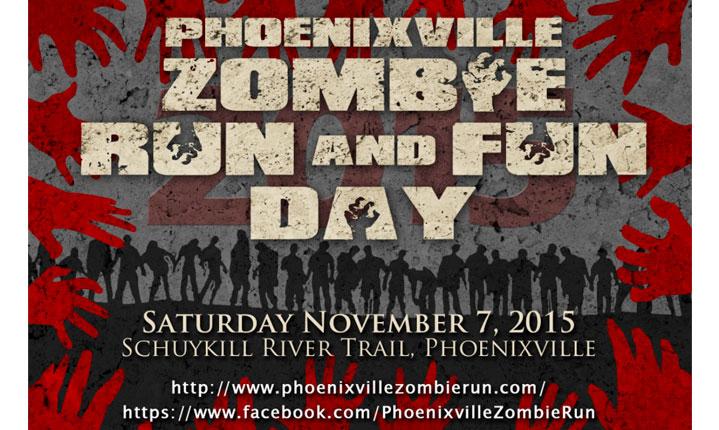 Zombie Run & Fun Day is Saturday