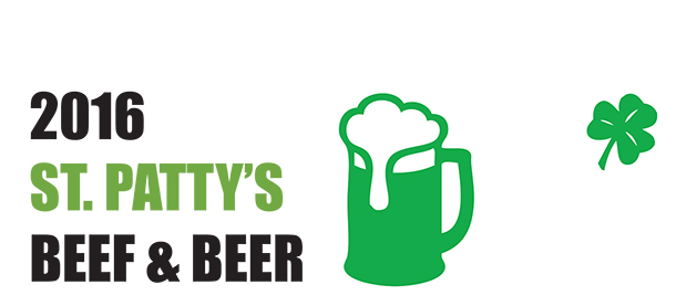 [FUNDRAISER] St. Patty's Beef & Beer 1